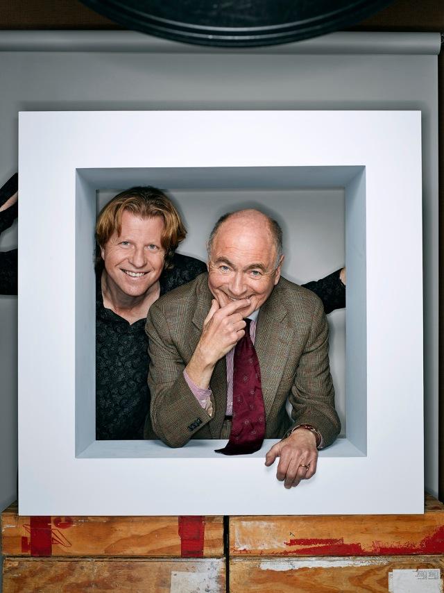 Alan Abelson & Brad Trent