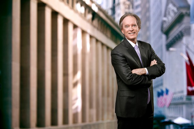 Bill Gross - Barron's Roundtable
