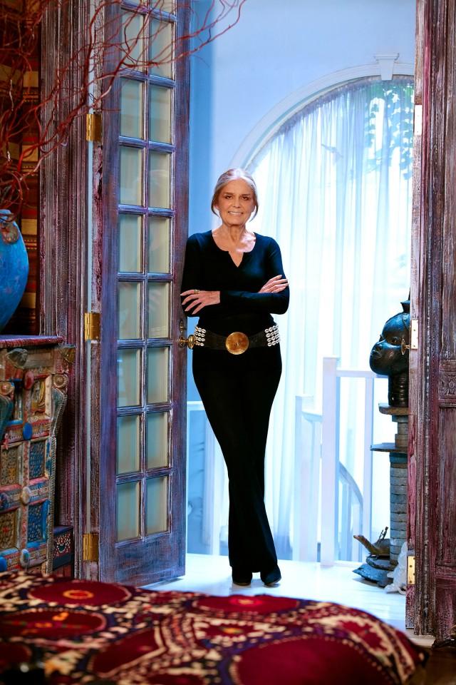 Gloria Steinem Gloria Steinem