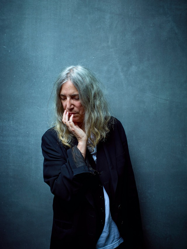 Patti Smith – Damn Ugly Photography