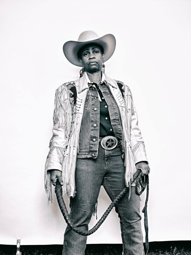 "Sheryl ""Kesha"" Morse - The Federation of Black Cowboys"