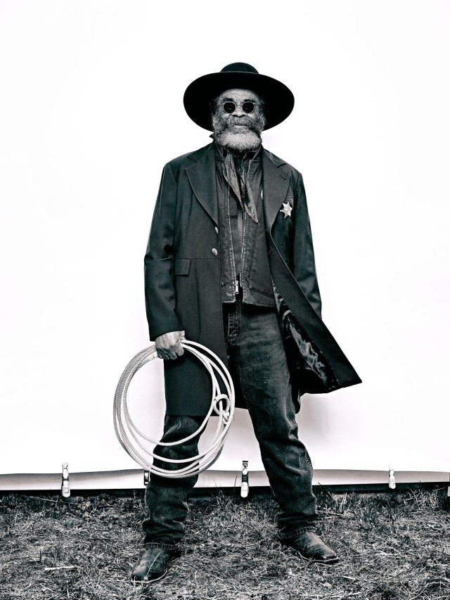 "Ellis ""Mountain Man"" Harris - The Federation of Black Cowboy"