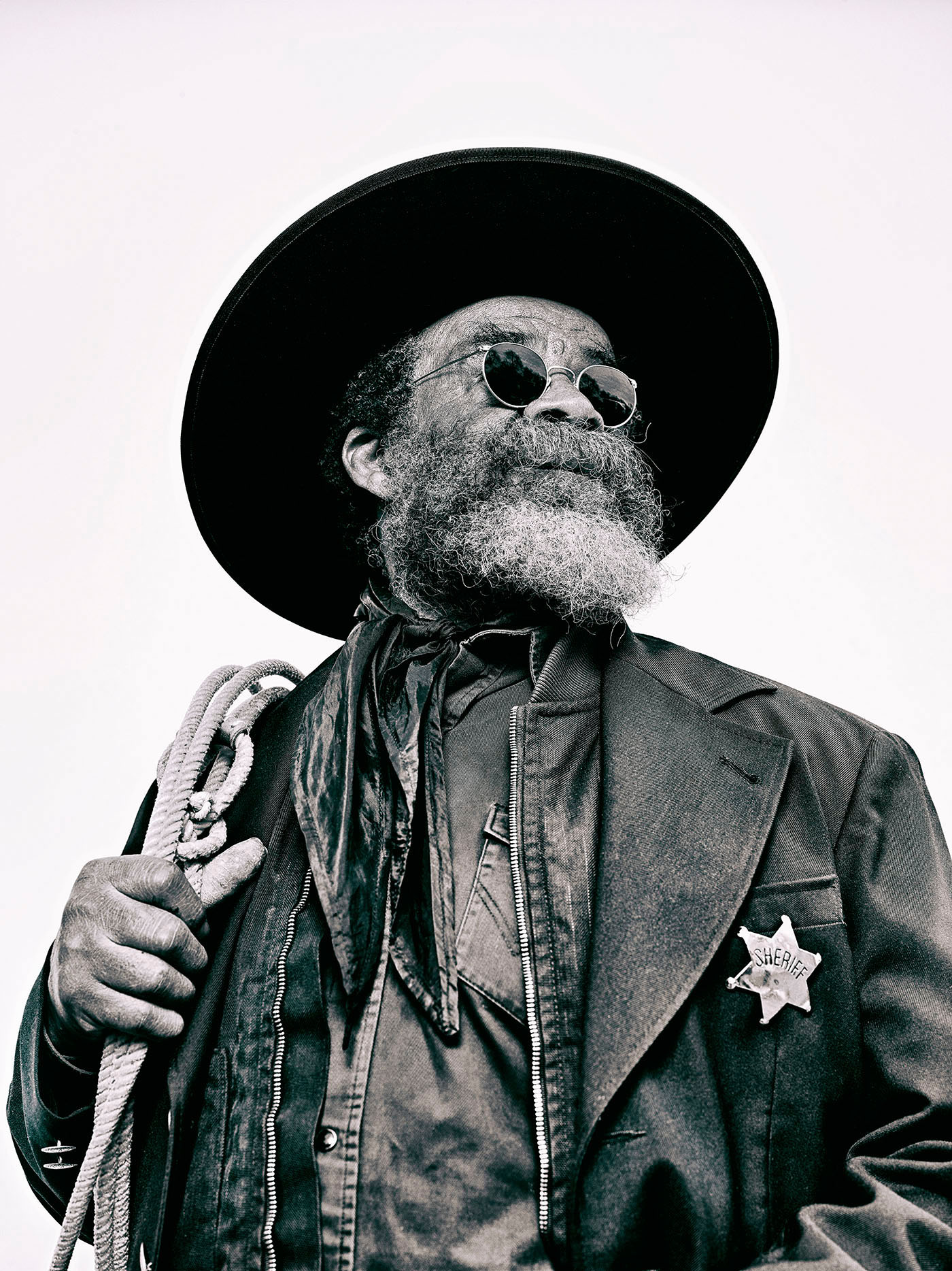 "9df883091542a Ellis ""Mountain Man"" Harris - The Federation of Black Cowboy"